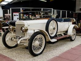 1919 Daimler Light Thirty Phaeton