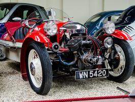 1938 Morgan Supersport