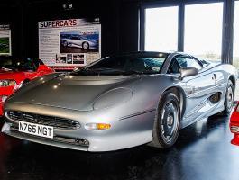 1995 Jaguar XJ220