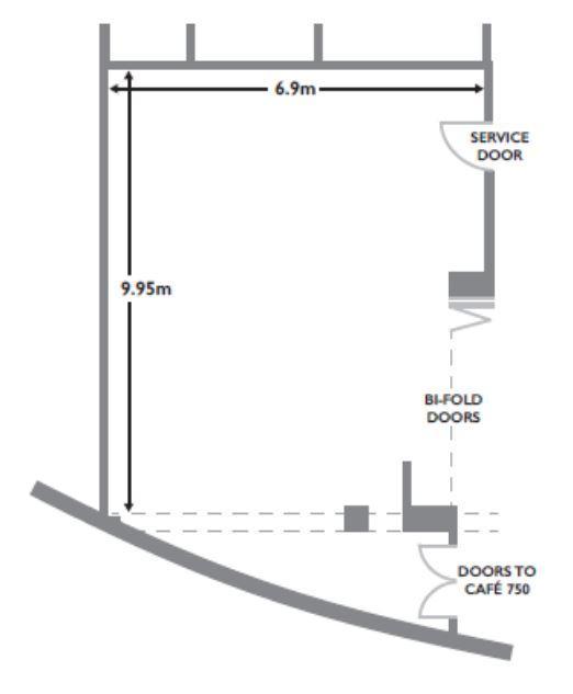 Napier floorplan