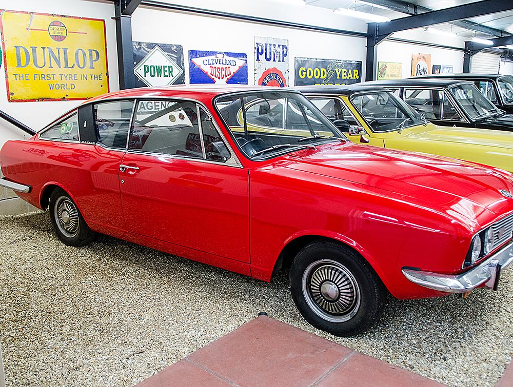 1974 Sunbeam Rapier Haynes International Motor Museum
